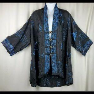 EarthRoamer Imports Stunning Kimono EUC